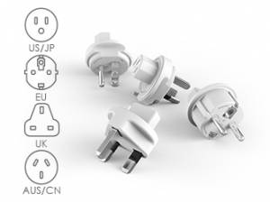 Sada Travel Plugs
